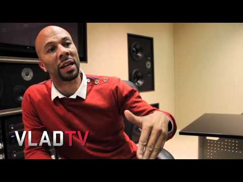 Common on How He Prepared for His Character, Elam Ferguson