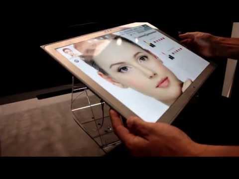 Panasonic Toughpad 4K UT-MB5 20-Inch-Tablet Ultra HD Hands On