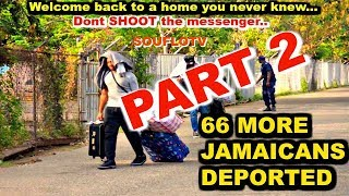 Video 66 Jamaicans DEPORTED today TRUMP is not playing with you MP3, 3GP, MP4, WEBM, AVI, FLV September 2018