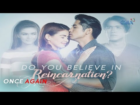 """WATCH: Janine Gutierrez and Aljur Abrenica's """"Once Again"""" teaser trailer"""