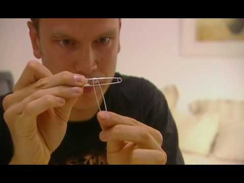 Incredible close up magic trick