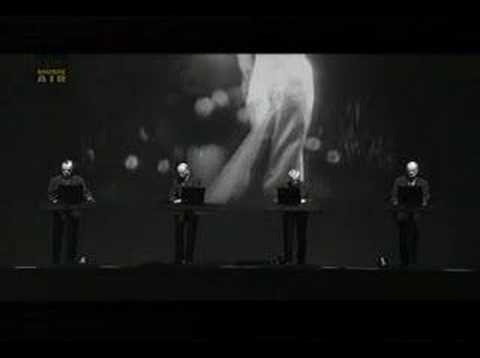 KRAFTWERK The Model(LIVE?)