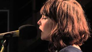 Chvrches - The Mother We Share in session for BBC Radio 1