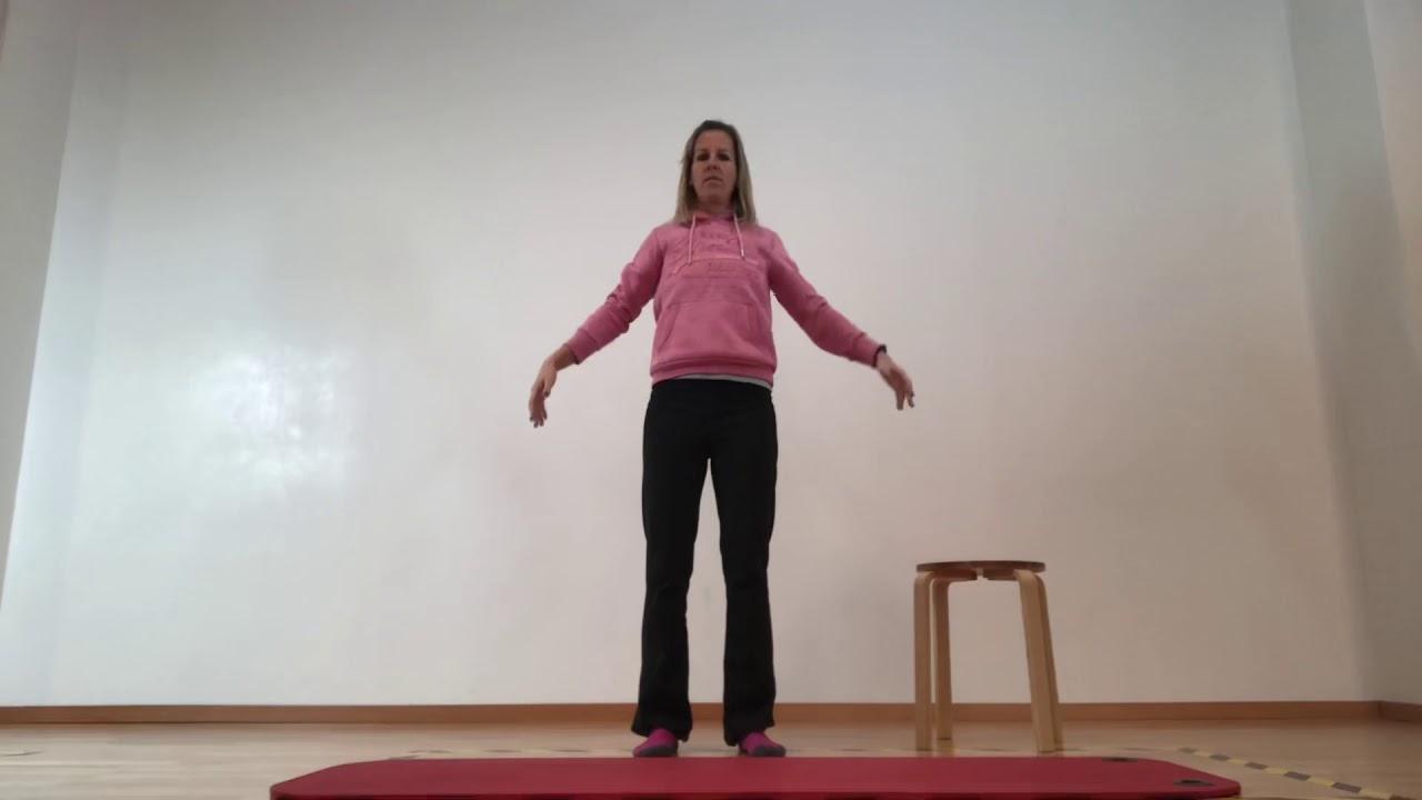Orthopädischer Rehasport (Schwerpunkt Stabilität & Mobilität) mit Ines