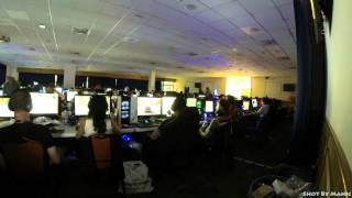 Insomnia55 - Legends Lan - Saturday Timelapse
