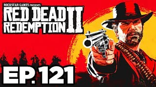 Red Dead Redemption 2 Ep.121 - AN HONEST DAY'S LABORS, BOUNTY HUNT w/ SADIE! (Gameplay / Let's Play)