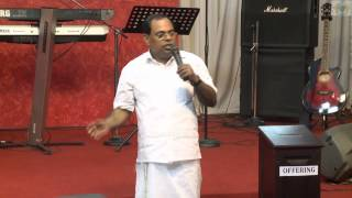 We have found the Messiah - Powerful Prophetical message by Pr. Samachan Punalur