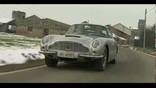 Aston Martin DB 6 - Dream Cars
