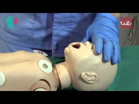 Reanimación Cardiopulmonar Pediátrica