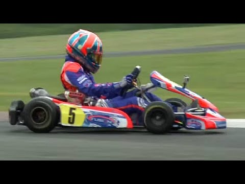 Super 1 Karting 2013: Rd 3 GYG Park, Rotax and Cadet, Part 3 Comer Cadet