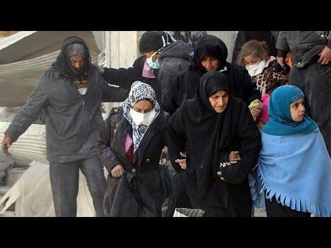 Συρία: 16.000 άμαχοι εγκατέλειψαν το Χαλέπι τις τελευταίες ώρες