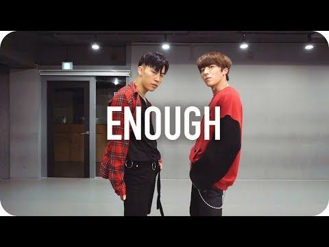 Enough (예뻐지지마) - SF9 / Jinwoo Yoon Choreography with SF9 Chani - Thời lượng: 96 giây.