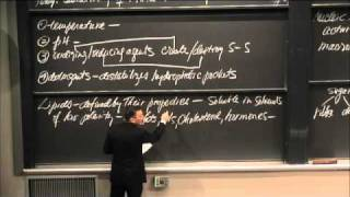 Lec 32 | MIT 3.091SC Introduction To Solid State Chemistry, Fall 2010