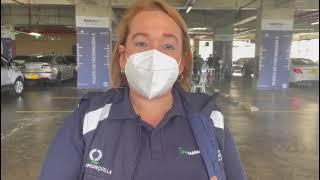 Barranquilla recibe nuevo lote de vacunas contra el COVID-19