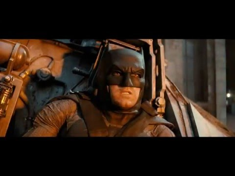 Batman vs Superman Trailer Cut up in Chronological Order