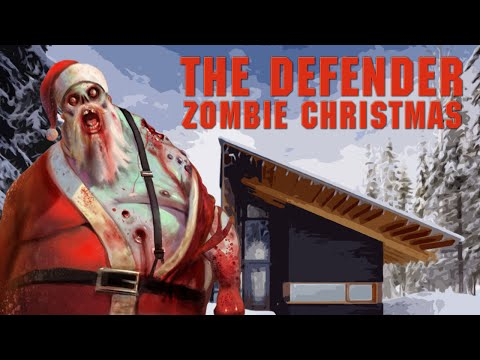 THE DEFENDER – CHRISTMAS ZOMBIES  ★ Call of Duty Zombies Mod (Zombie Games)