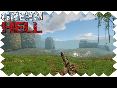 UNFINISHED MAP GLITCH | Green Hell | Gameplay Ep 4