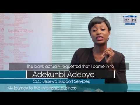The Young Nigerian S01 Ep08- The Internship guru
