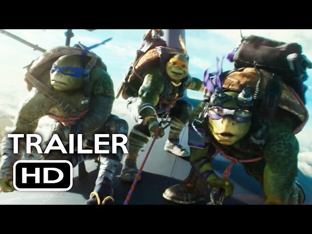 Teenage Mutant Ninja Turtles 2 (2D)