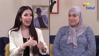 أستوديو الفن مع كاتبة الكلمات وهيبة بوديب