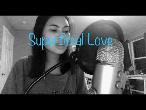 Superficial Love - Ruth B. Cover