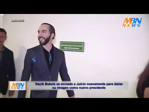 Ultima Hora | Nayib Bukele es enviado a Juicio Nuevamente | Show Político de los mismos de Siempre