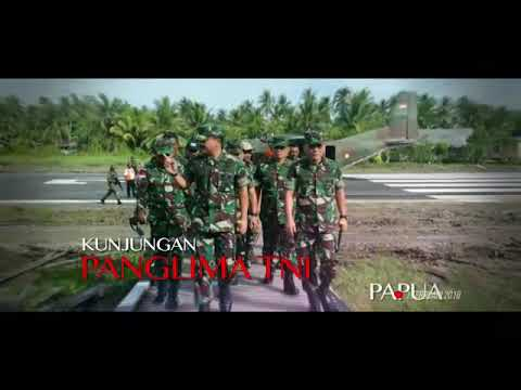 Panglima TNI Tinjau Langsung Pelayanan Kesehatan di Asmat Papua