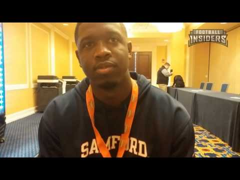 Jaquiski Tartt Interview 1/22/2015 video.