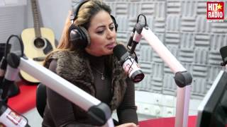 LAMIA ZAIDI DANS LE MORNING DE MOMO SUR HIT RADIO - 23/01/14