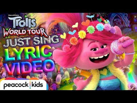TROLLS WORLD TOUR | Just Sing Lyric Video