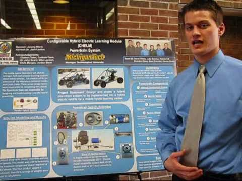 Electric Vehicle Mobile Lab Module - Powertrain