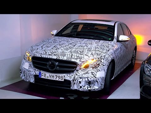 MERCEDES-BENZ | PREVIEW OF THE FUTURE E-CLASS TECHNOLOGY @MercedesBenz
