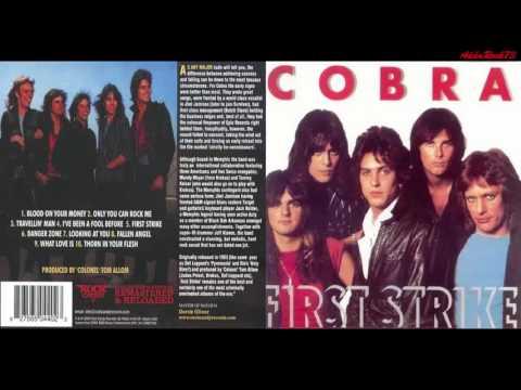 Cobra - First Strike (First Strike, 1983)