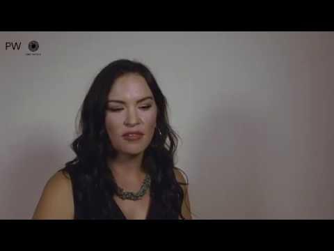 Kali Fajardo-Anstine on Sabrina & Corina