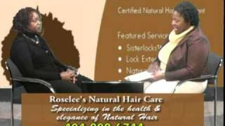 Natural Hair with Roselee