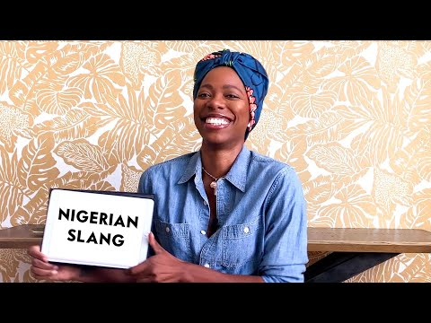 Insecure's Yvonne Orji Teaches You Nigerian Slang   Vanity Fair