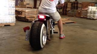 4. Honda Ruckus Dorbyworks GP exhaust for GET engine.