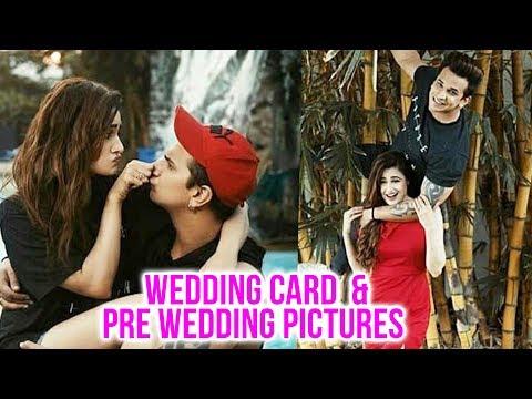Prince Narula And Yuvika Chaudhary Wedding Card An