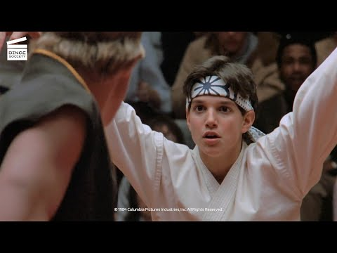 The Karate Kid: One final kick