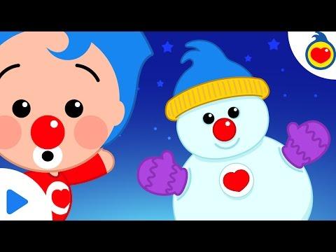 Muñeco de Nieve | Plim Plim (Dibujos Animados)