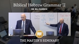Hebrew Grammar II Lecture 05