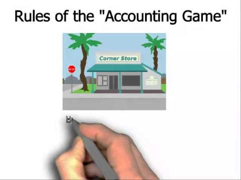 Accounting and Bookkeeping Rules Tutorial