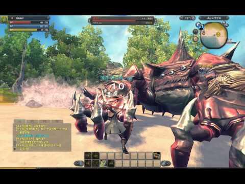 Raiderz: Assassin Gameplay (HellHound Crawler)