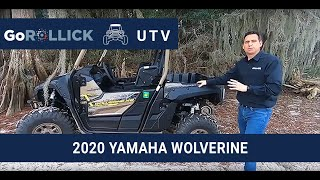 1. 2020 Yamaha Wolverine X2 XTR Test Ride & Review | GoRollick Reviews by Chris Yeloushan
