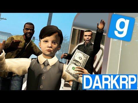 Garrys Mod - L'ENFANT VOLEUR 2 - Garry's Mod DarkRP