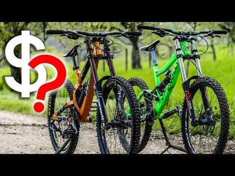 Verkaufe ich mein Downhill Bike?