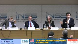 Q&A - Panel VI: A Regional Security Regime for the Middle East