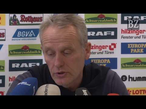 """Christian Streich (SC Freiburg): """"Neuzugänge müssen sich reinbeißen"""""""