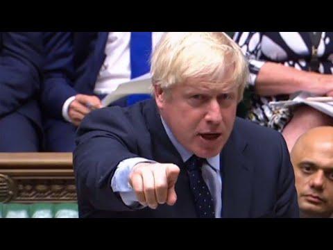 Großbritannien: Johnson kündigt harten Brexit an »Die ...
