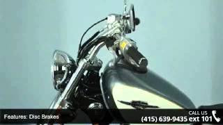 4. 2011 Suzuki Boulevard S40 LS650 Only 1186 Miles! - SF Mot...